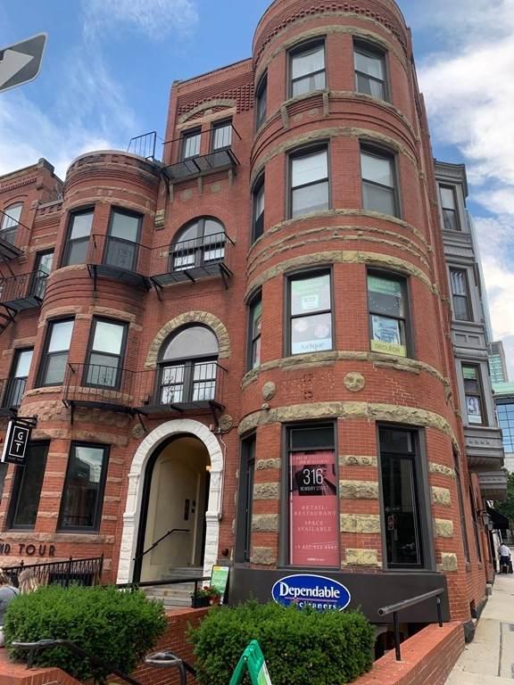 316 Newbury Street, Boston, MA 02115 (MLS #72757787) :: RE/MAX Vantage