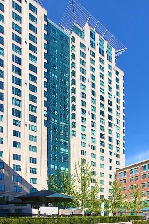 1 Nassau St #1608, Boston, MA 02111 (MLS #72758316) :: Kinlin Grover Real Estate
