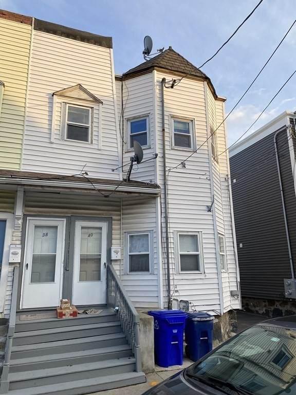 38-40 Hano Street, Boston, MA 02134 (MLS #72759439) :: The Gillach Group