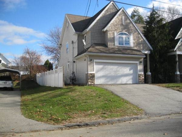 7A Rudolph Street 7A, Worcester, MA 01604 (MLS #72759932) :: EXIT Cape Realty