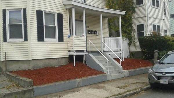 24 Lyon St #1, Worcester, MA 01604 (MLS #72760096) :: The Duffy Home Selling Team
