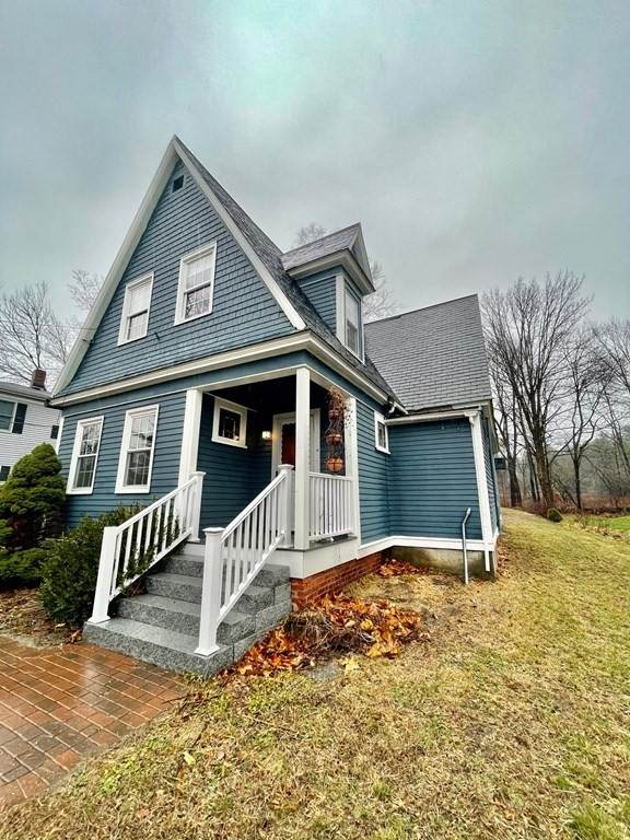 25 West Main, Groton, MA 01450 (MLS #72760335) :: Exit Realty