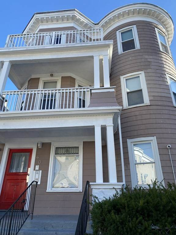 40 Barry Street, Boston, MA 02125 (MLS #72760350) :: Maloney Properties Real Estate Brokerage