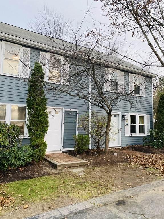 22 Frenier Ave #23, Attleboro, MA 02703 (MLS #72760563) :: Westcott Properties