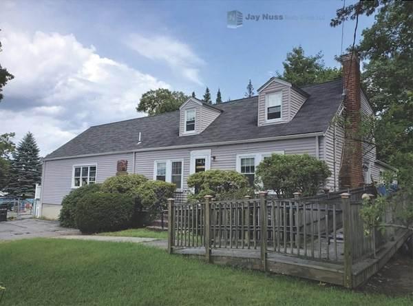 1822 Washington, Braintree, MA 02184 (MLS #72760741) :: Maloney Properties Real Estate Brokerage