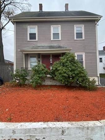 25 Vine Avenue, Quincy, MA 02169 (MLS #72760957) :: Kinlin Grover Real Estate