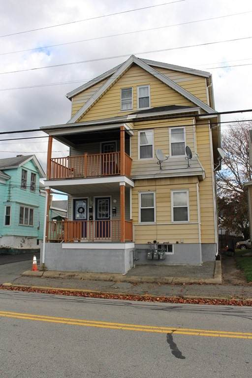 61 School St, Taunton, MA 02780 (MLS #72761234) :: Cosmopolitan Real Estate Inc.