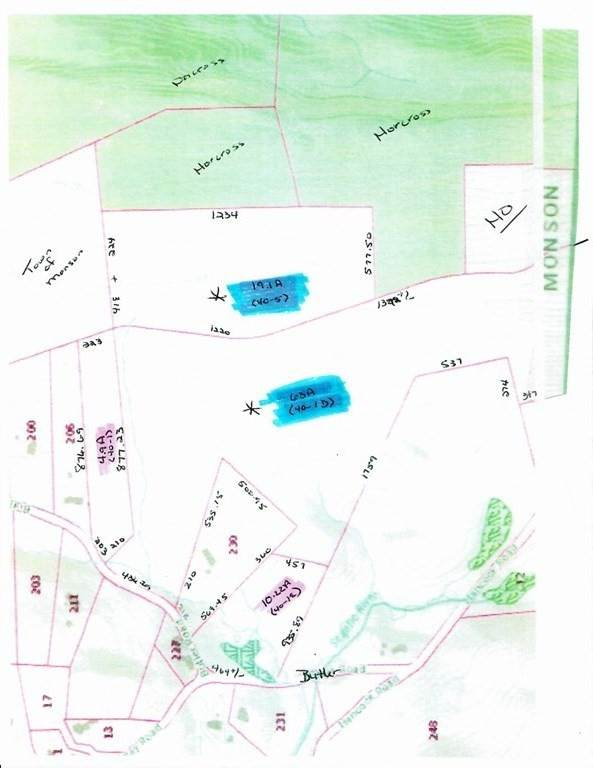 Lot 40.1D Butler Rd, Monson, MA 01057 (MLS #72761483) :: NRG Real Estate Services, Inc.