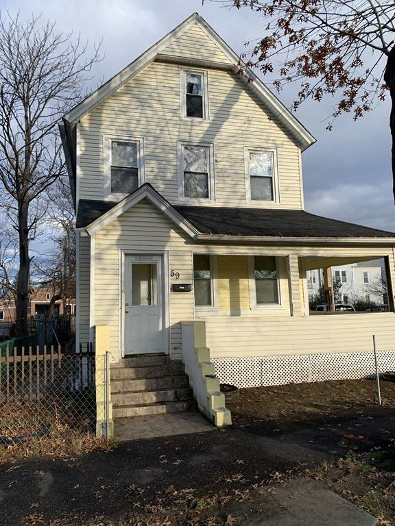 59 Terrence St, Springfield, MA 01109 (MLS #72761525) :: Maloney Properties Real Estate Brokerage