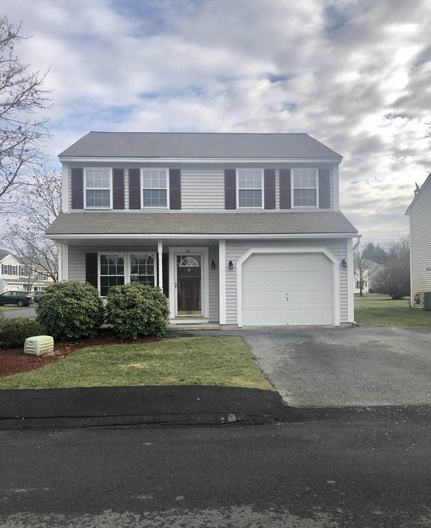 24 Juniper Lane #24, Tewksbury, MA 01876 (MLS #72761647) :: Charlesgate Realty Group