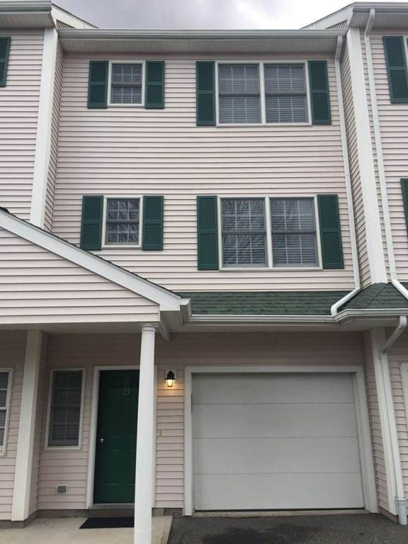 252 Albion St #23, Wakefield, MA 01880 (MLS #72761792) :: The Seyboth Team