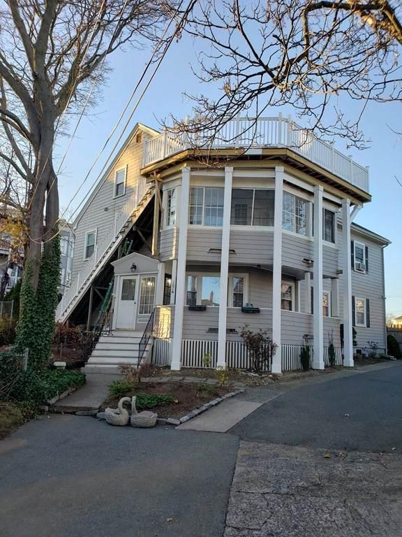 101-A Ocean St. #3, Lynn, MA 01902 (MLS #72762182) :: RE/MAX Vantage