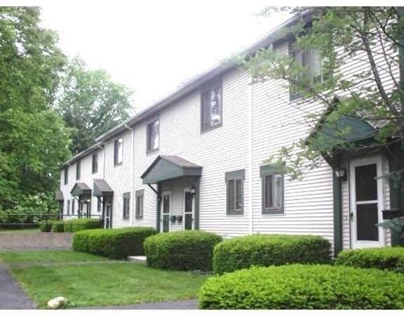 170 E Hadley Rd #65, Amherst, MA 01002 (MLS #72763825) :: Boylston Realty Group