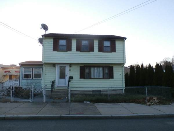 33 Trueman Drive, Malden, MA 02148 (MLS #72764182) :: Parrott Realty Group