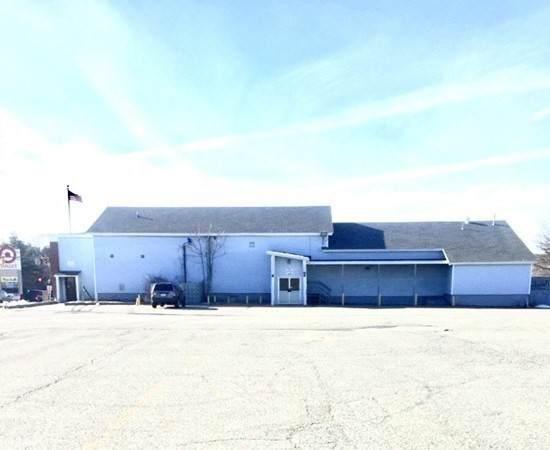 190 & 198 Plain Street, Lowell, MA 01852 (MLS #72764939) :: Cosmopolitan Real Estate Inc.