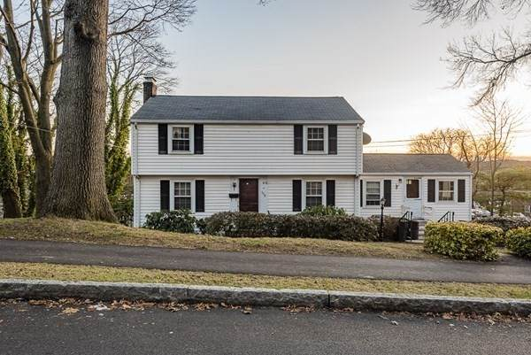 150 Reservoir Rd, Quincy, MA 02170 (MLS #72768125) :: Cosmopolitan Real Estate Inc.
