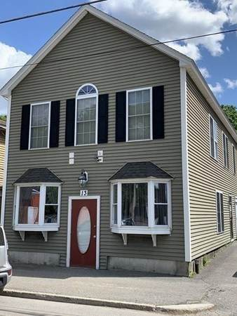 13 Front Street, Shirley, MA 01464 (MLS #72769471) :: Re/Max Patriot Realty