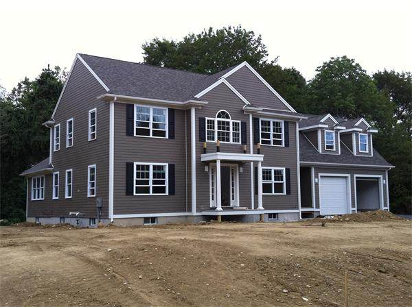 24 Adelaide Way Lot 14, Marshfield, MA 02050 (MLS #72769609) :: The Duffy Home Selling Team