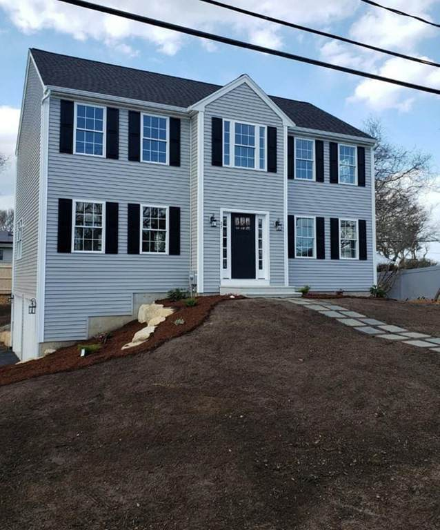 4 Palmer Circle, Bourne, MA 02562 (MLS #72770712) :: Exit Realty