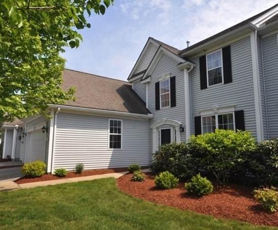 12 Hartland Way #12, Acton, MA 01720 (MLS #72772259) :: Welchman Real Estate Group