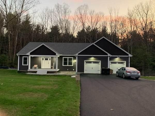 61 Ramshorn Rd-Option 2, Charlton, MA 01507 (MLS #72773373) :: Cosmopolitan Real Estate Inc.