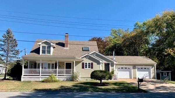 32 Truman Avenue, Dartmouth, MA 02747 (MLS #72773618) :: Welchman Real Estate Group