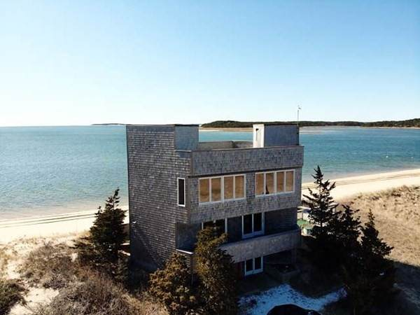 625 Old Wharf Rd, Wellfleet, MA 02667 (MLS #72773788) :: The Gillach Group