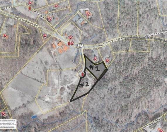 Lot 2 Harvey's Farm Lane, Sudbury, MA 01776 (MLS #72773933) :: Boston Area Home Click