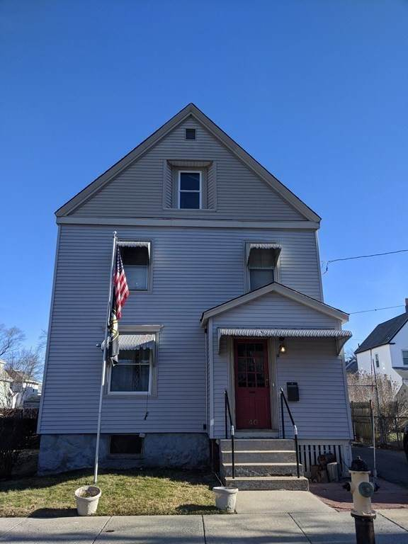 40 Maynard Street, Malden, MA 02148 (MLS #72774714) :: DNA Realty Group