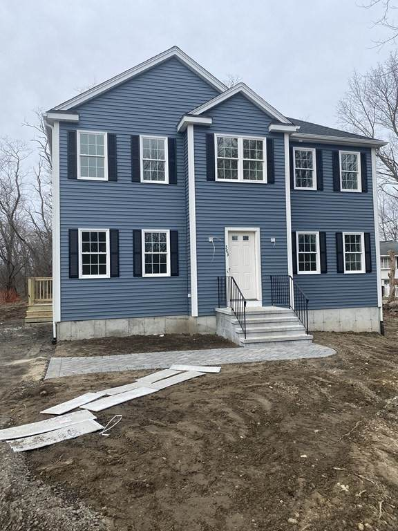 383 Summer St, Weymouth, MA 02188 (MLS #72775333) :: Revolution Realty