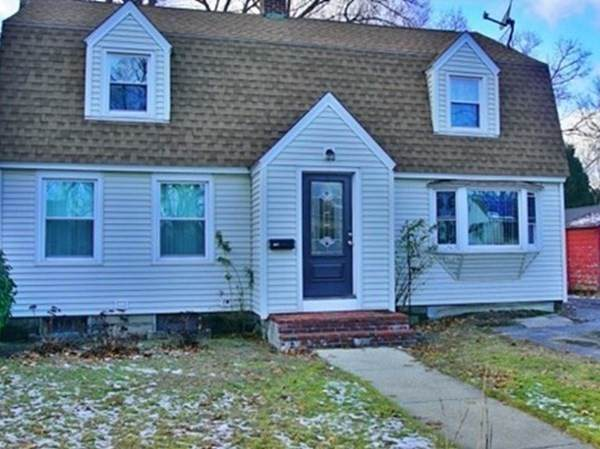 188 Bowles Park, Springfield, MA 01104 (MLS #72775396) :: Revolution Realty
