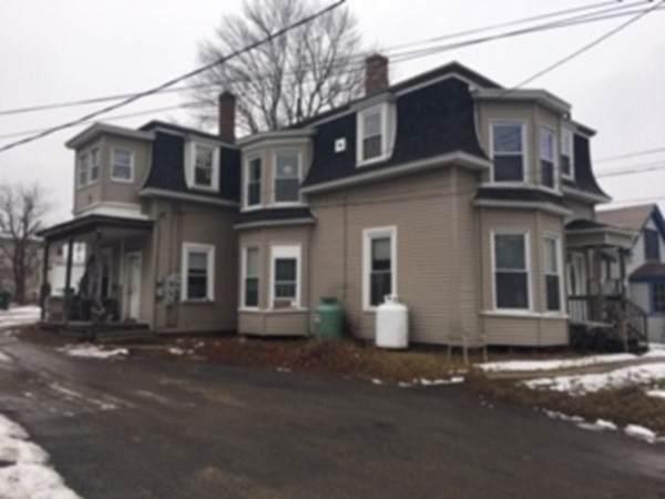 156 East Main Street, Orange, MA 01364 (MLS #72775409) :: Cosmopolitan Real Estate Inc.