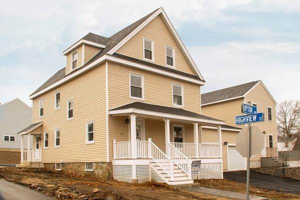 9 Upton Avenue #1, Norwood, MA 02062 (MLS #72775671) :: Trust Realty One
