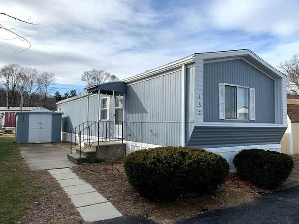 557 Southwest Cutoff #132, Auburn, MA 01501 (MLS #72776334) :: Cosmopolitan Real Estate Inc.