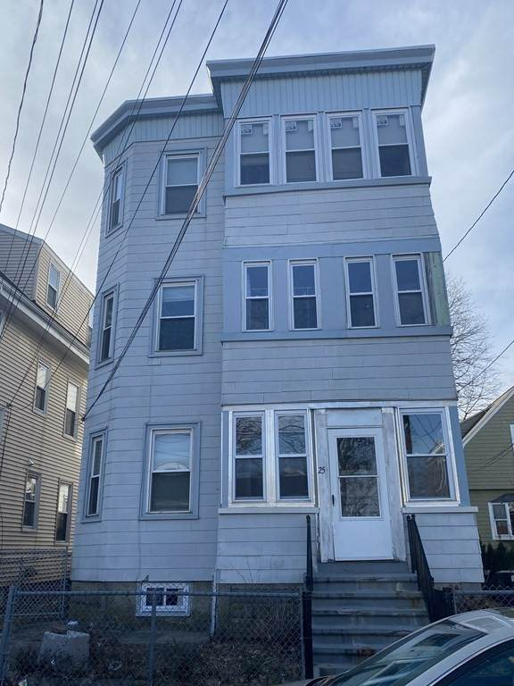 25 Warren Ave #3, Malden, MA 02148 (MLS #72777097) :: Anytime Realty