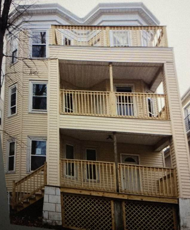 112 Howland Street #1, Boston, MA 02121 (MLS #72777109) :: Anytime Realty