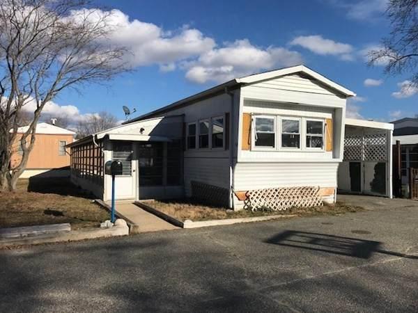 130 E. Washington St. #87, North Attleboro, MA 02760 (MLS #72777869) :: Anytime Realty