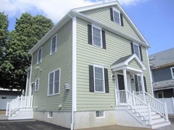 18 Warren Street #1, Watertown, MA 02472 (MLS #72778169) :: Welchman Real Estate Group