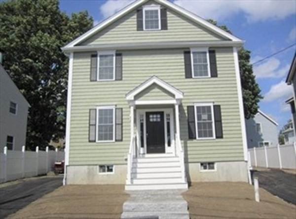18 Warren Street #1, Watertown, MA 02472 (MLS #72778292) :: Walker Residential Team