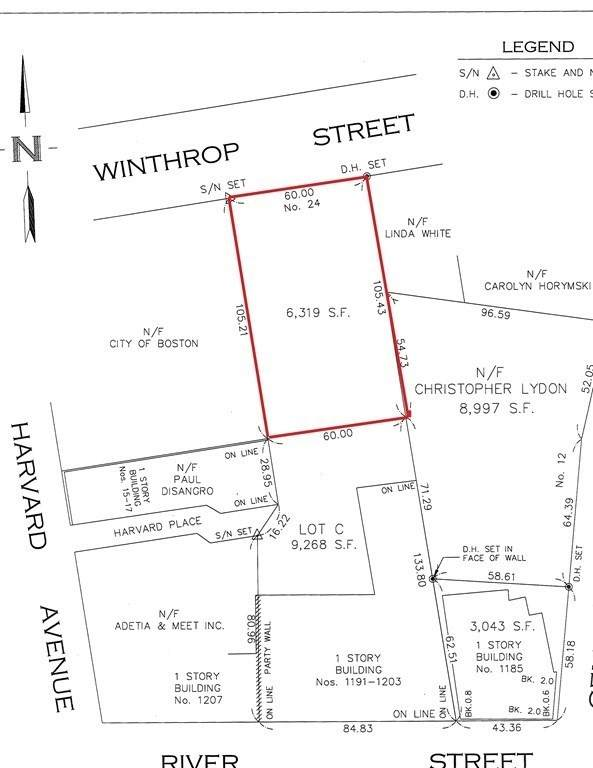 24 Winthrop St, Boston, MA 02136 (MLS #72778682) :: Cosmopolitan Real Estate Inc.