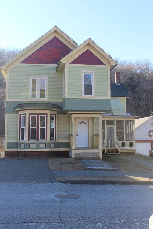 13 Green St, Monson, MA 01057 (MLS #72778707) :: HergGroup Boston