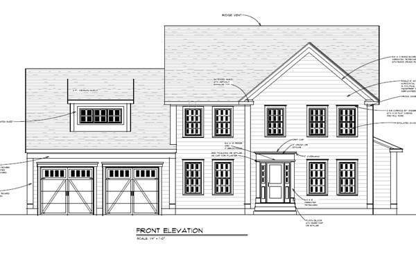 Lot 4 Quinapoxet St (Option 2), Holden, MA 01522 (MLS #72783059) :: The Duffy Home Selling Team