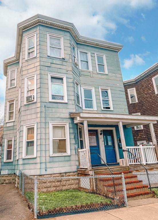 14 Vermont Ave, Somerville, MA 02145 (MLS #72784316) :: The Gillach Group