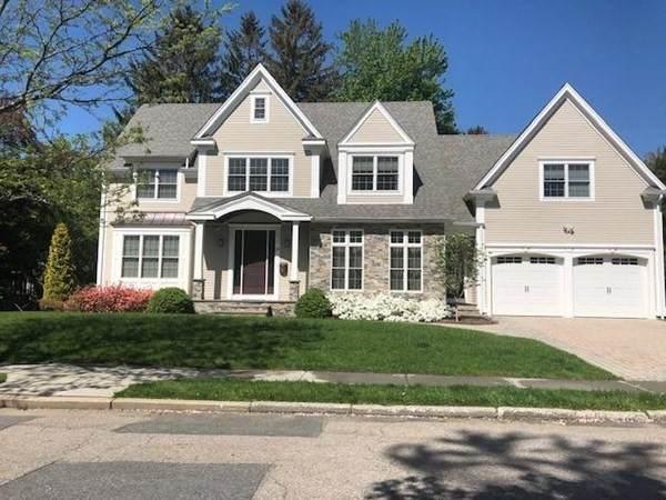 44 Mary Ellen, Newton, MA 02468 (MLS #72786564) :: The Duffy Home Selling Team