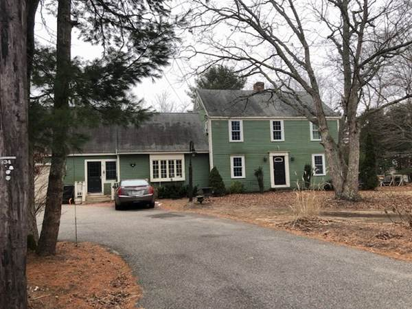 47 Fordville Rd, Duxbury, MA 02332 (MLS #72786957) :: Revolution Realty