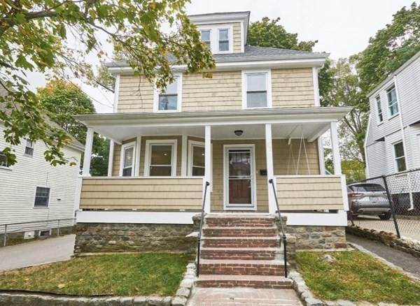 47 Linden St, Newton, MA 02464 (MLS #72787251) :: The Gillach Group