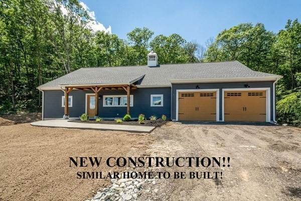 Lot  2 Goldthwaite Road, Northbridge, MA 01588 (MLS #72789170) :: Trust Realty One