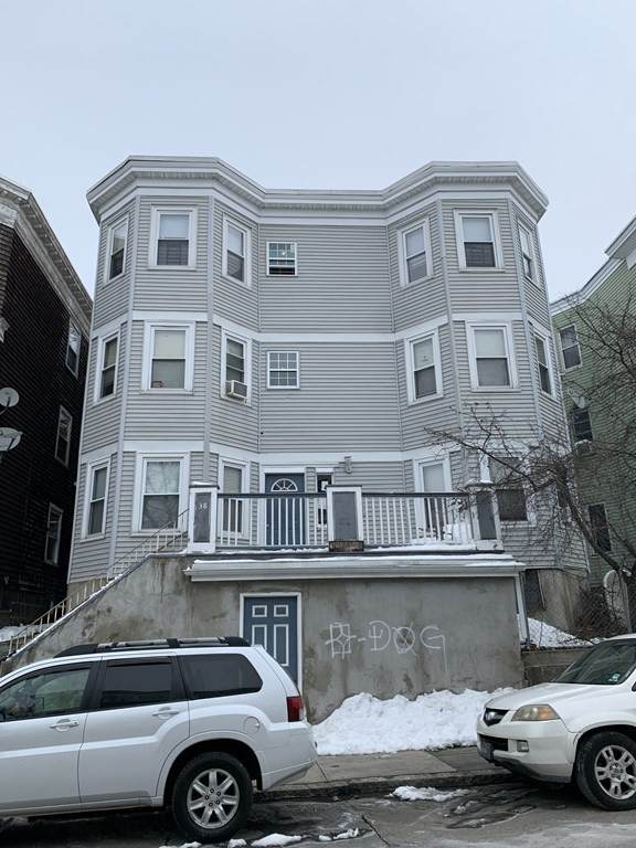 38 Mount Ida, Boston, MA 02122 (MLS #72789462) :: Revolution Realty