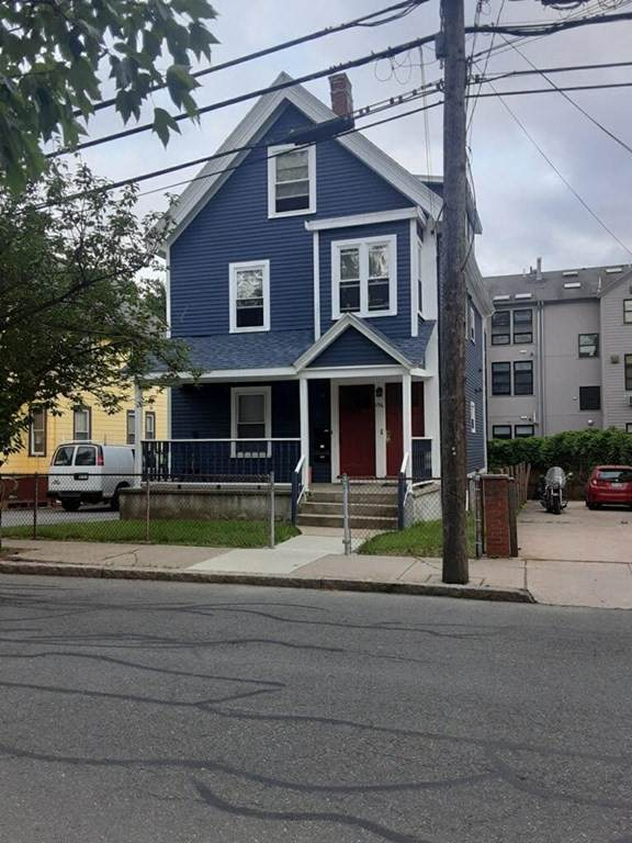 156 Morrison Ave #2, Somerville, MA 02144 (MLS #72789660) :: Conway Cityside
