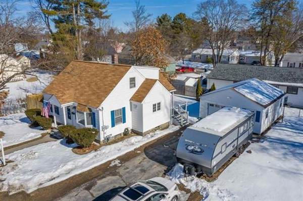 66 Lund St, Nashua, NH 03060 (MLS #72790068) :: The Gillach Group